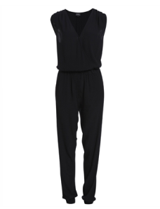 Bardot Wrap Front Jumpsuit