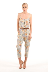 Events Pineapple Jumpsuit