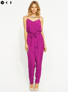 Hayley Thin Strap Jumpsuit