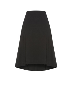 Cue Ponti Crepe Skirt