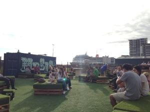 Eat Street Music Lawn