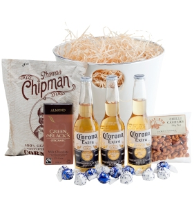 Edible Blooms Corona Gift Hamper