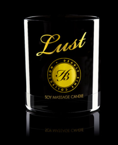Honey Birdette Lust Soy Massage Candle
