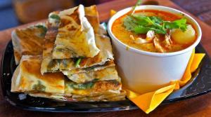 Malaysian Curry Eat Street