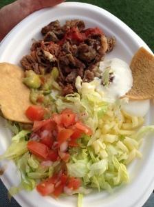 Mexican - Burrito unpacked