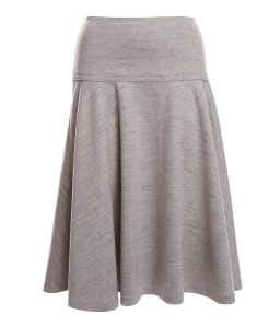 Saba Charlotte Skirt light Grey