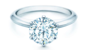 Tiffany & Co Engagement Ring
