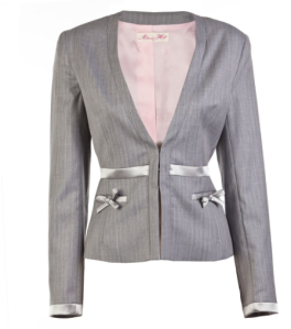 Alannah Hill Lets Fall in Love Jacket