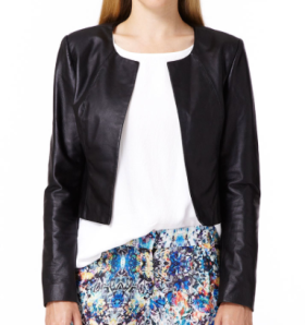 Cooper Street Leather Jacket