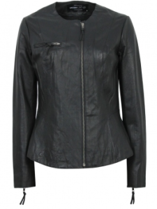 Decjuba Cooper Leather Jacket