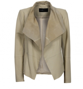 Decjuba Ransom Leather Jacket