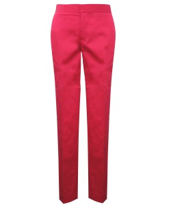 Farage Mia Cotton Trousers Fuchsia
