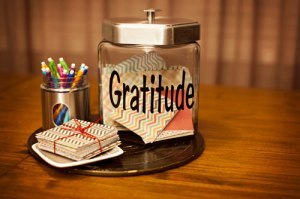 Gratitude Jar from getawaytodaydotcom
