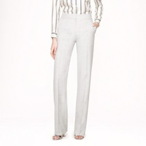 JCrew Hutton Trouser in Super 120s