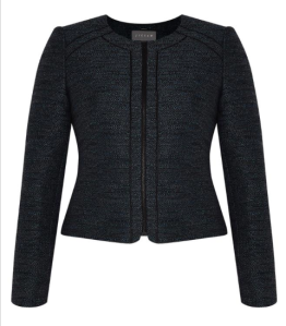Jigsaw Dash Tweed Jacket