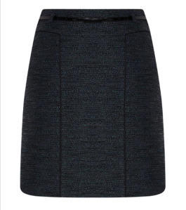 Jigsaw Dash Tweed Skirt