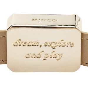 Mimco Studio Casablanca Wrist Inscription - Sublime Finds