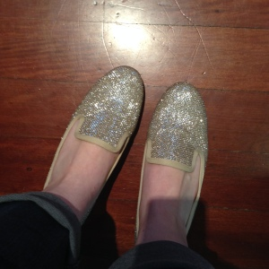 NineWest Sparkle Loafer - Sublime Finds