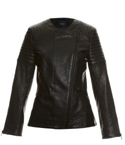 Saba Erika Biker Jacket Black