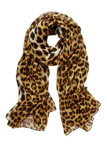 Seed Leopard Spot Scarf - Sublime Finds