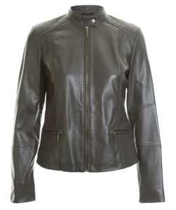 Sportscraft Jilian Leather Biker
