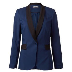 Target City Dressing Long Line Blazer