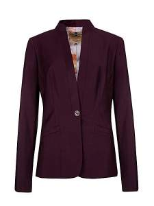 Ted Backer Thalea Lavanta Suit Jacket