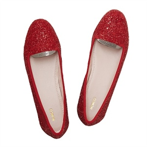 Mimco Smoking Gun Slipper