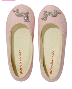 Peter Alexander Sparkle Penny Couture Slippers