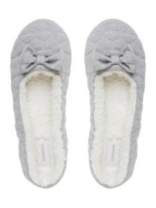 Sussan Quilted Ballet Slipper