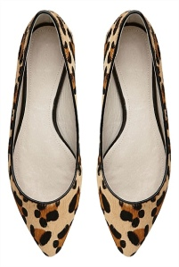 Witchery Adrianna Point Flat