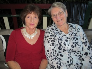 More lovely mummas; my mum-in-law and step-mum