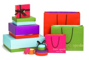 Kate Spade packaging