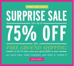 ksny surprise sale!